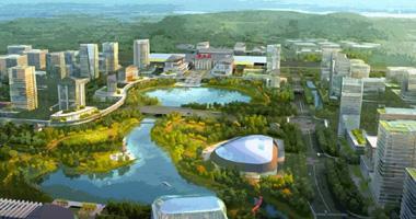 溧水生态智慧未来城